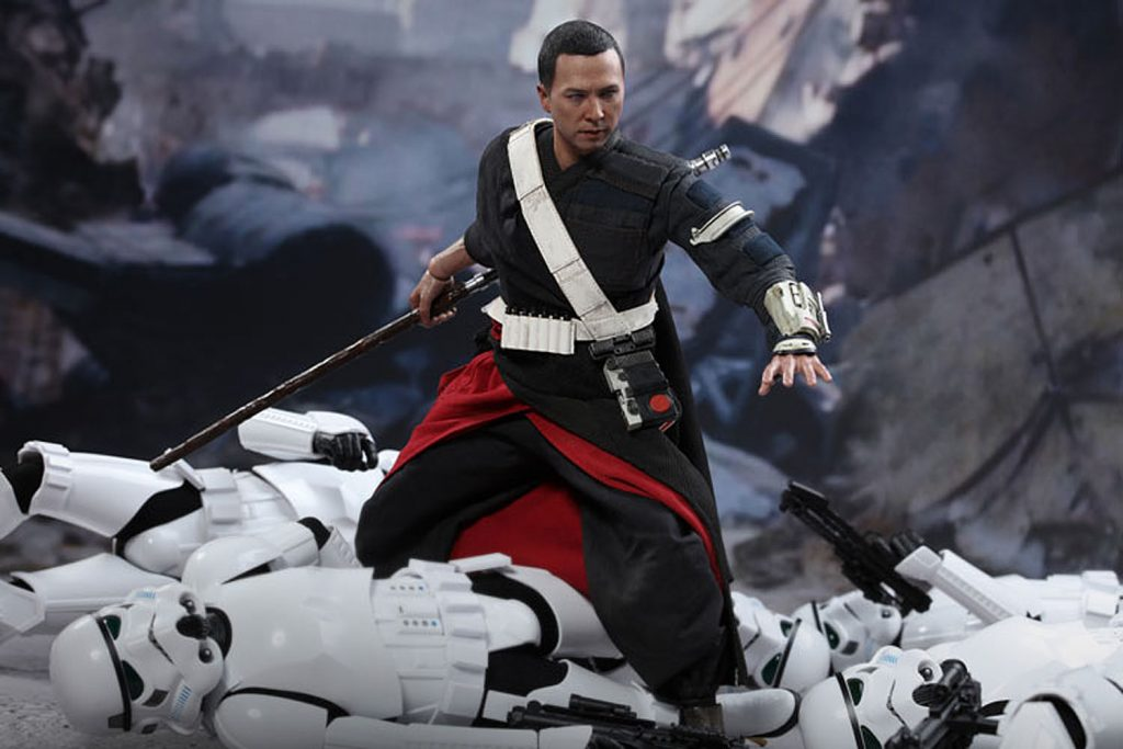 Donnie Yen: From Hong Kong Action Star to Blind Warrior in ROGUE ONE