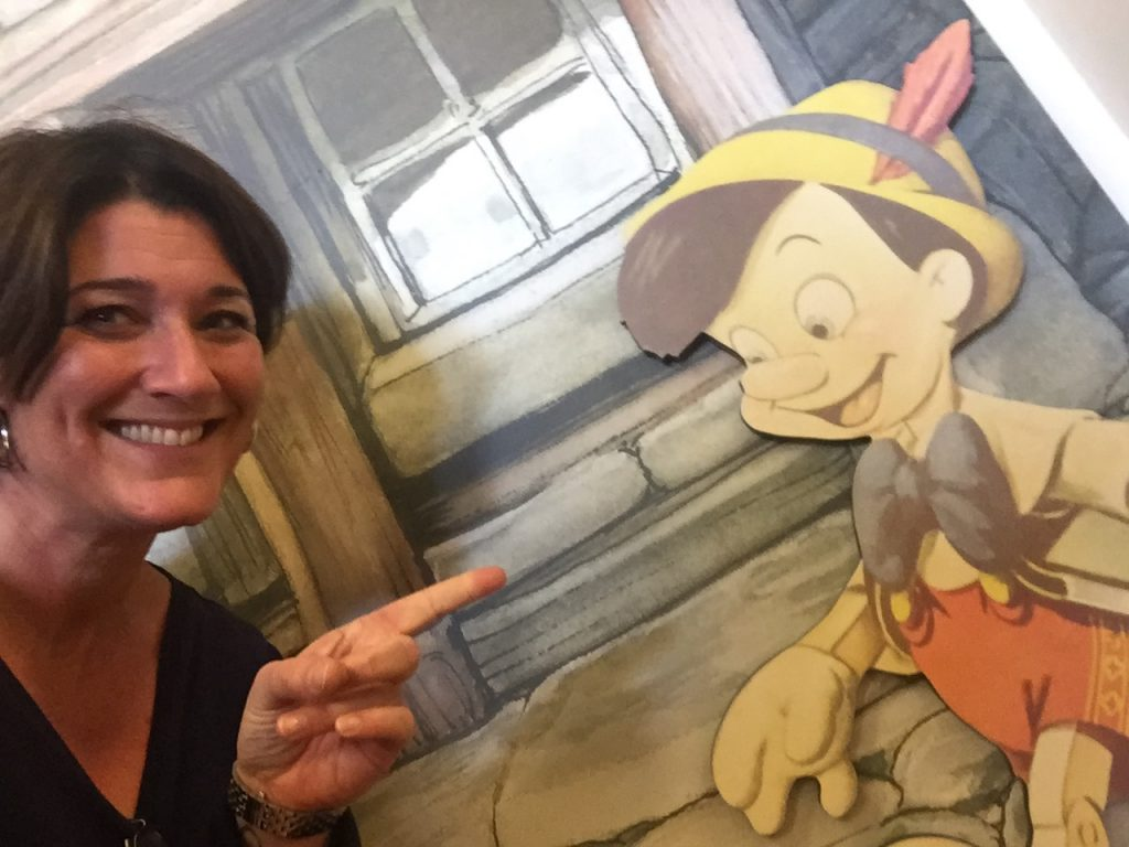 Wish Upon a Star: The Art of PINOCCHIO