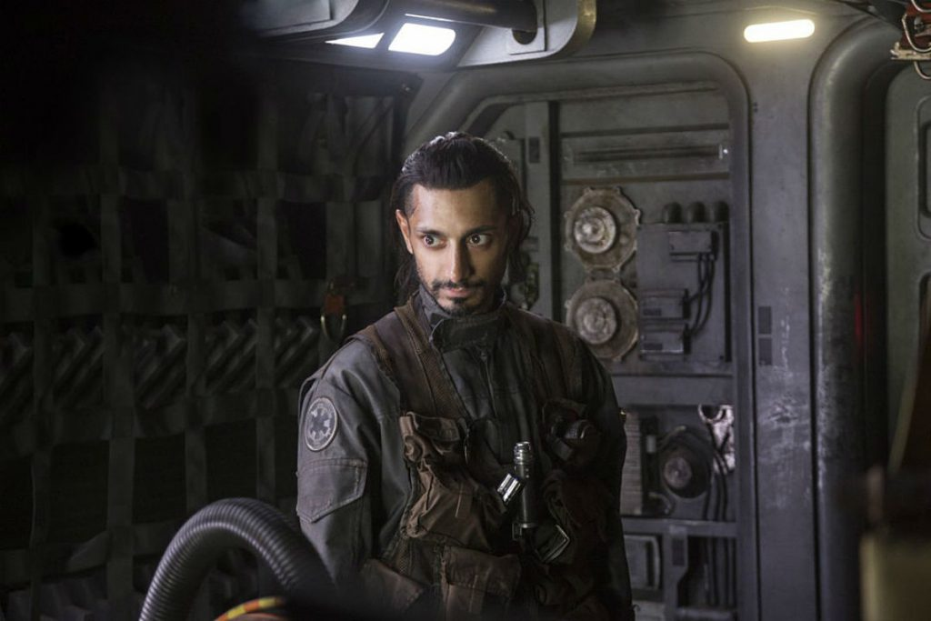 Riz Ahmed: How the prepared Golden Globe nominated actor played a character he couldn't prepare for in ROGUE ONE
