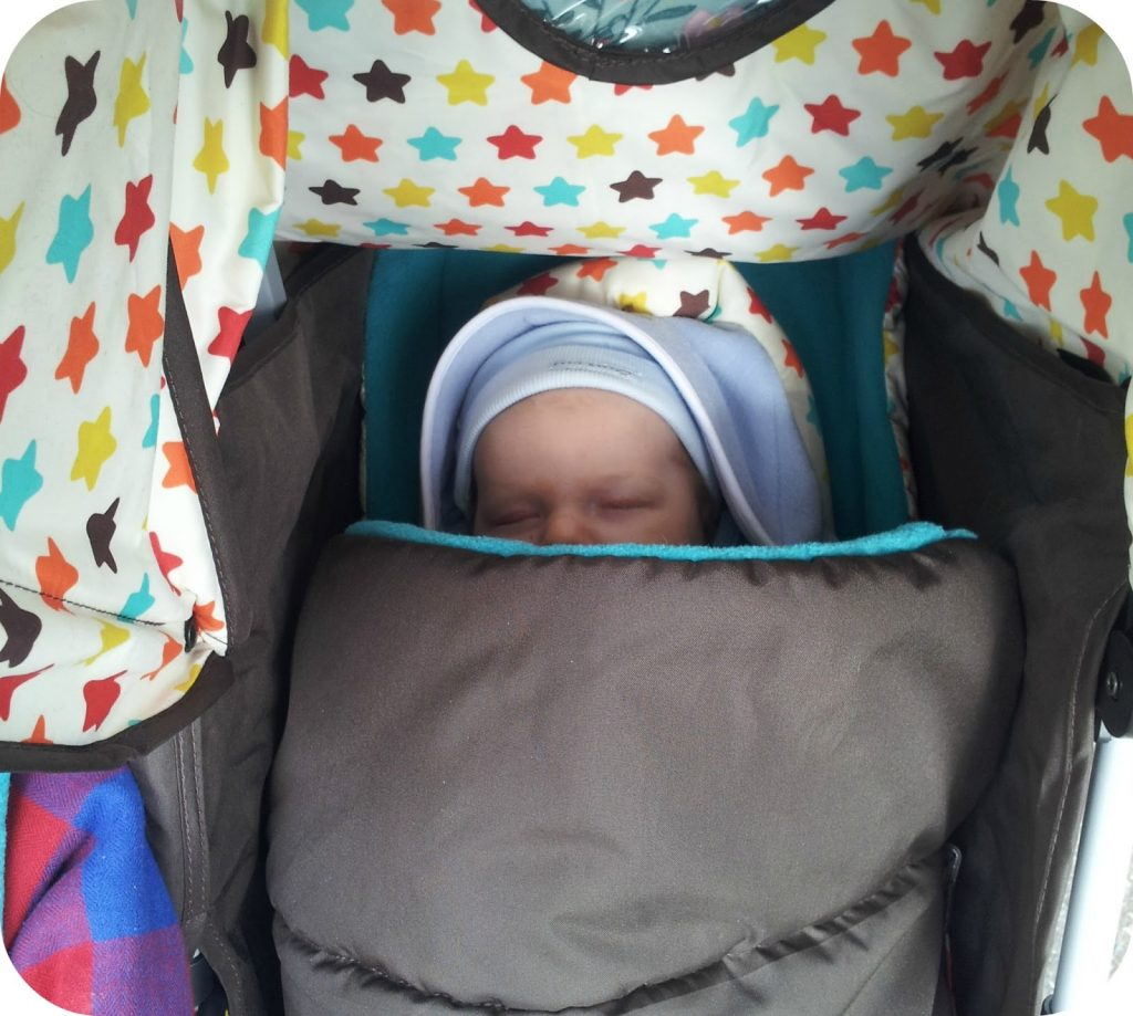 Enter to Win a Cosatto Supa Dupa Double Stroller