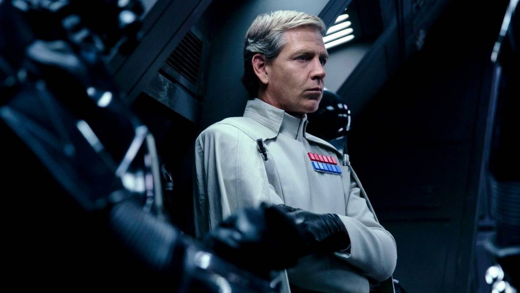 The Line in ROGUE ONE that made Ben Mendelsohn hate Krennic too