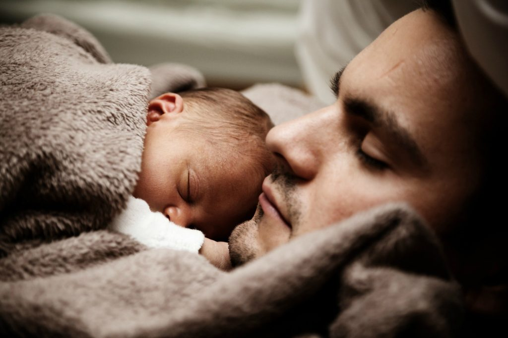 Five Ways to Feel Like You've Gotten a Full Night's Sleep During the Newborn Stage