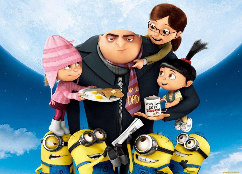 Win a DESPICABLE ME 3 $100 Prize Pack