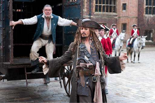 Pirates of the Caribbean Prize Pack Giveaway