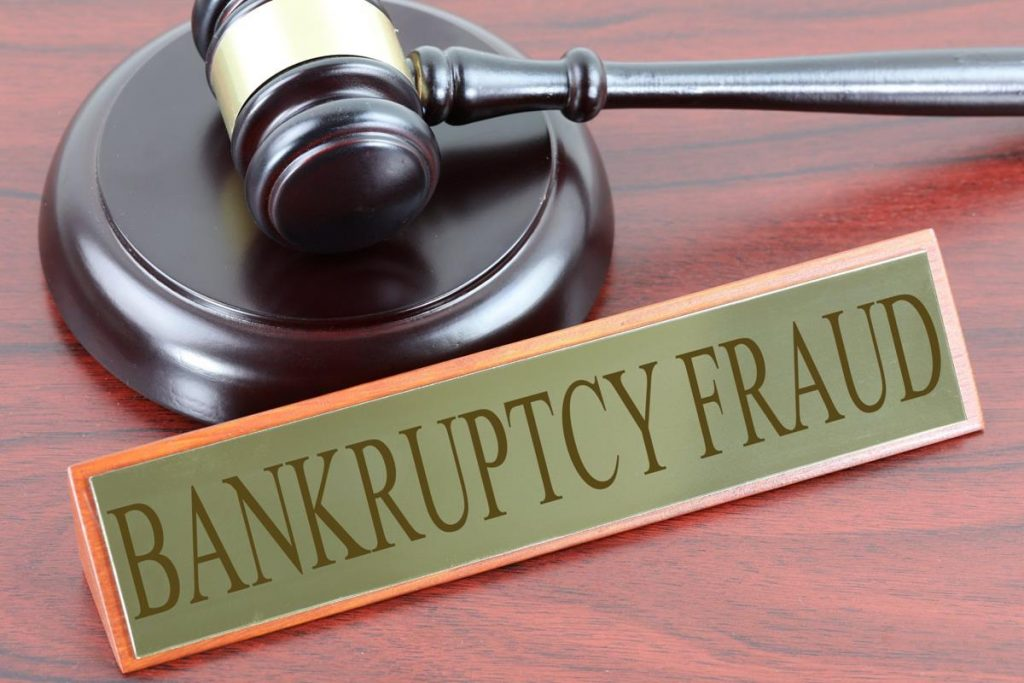 Bankruptcy Fraud – What It Is? How To Get Out Of It
